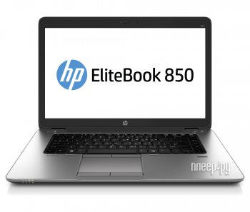 Ноутбук hp EliteBook 850 M3P01ES (Intel Core i5-5200U 2.2 GHz/4096Mb/500Gb/Intel HD Graphics/Wi-Fi/Bluetooth/Cam/15.6/1920x1080/DOS) 334342