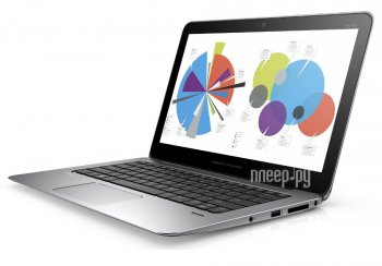 Ноутбук hp EliteBook Folio 1020 G1 L8T58ES (Intel Core M-5Y51 1.1 GHz/8192Mb/256Gb SSD/No ODD/Intel HD Graphics/Wi-Fi/Bluetooth/Cam/12.5/2560x1440/Win