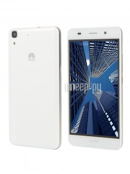 Смартфон Huawei Ascend Y6 LTE White