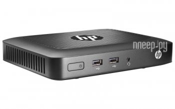 Неттоп HP T420 Thin Client M5R76AA Black (AMD GX-209JA 1.0 GHz/2048Mb/16Gb SSD/Windows Embedded Standard 7 32-bit)