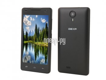 Смартфон DEXP Ixion M145 Link Black