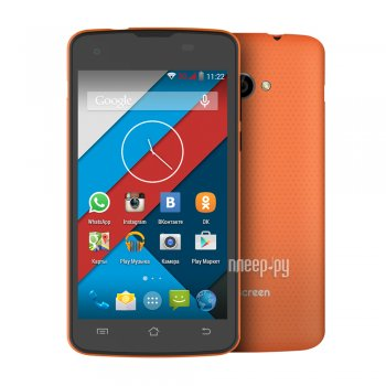 Смартфон Highscreen Spark 2 Orange
