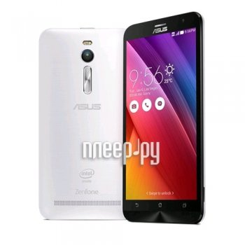 Смартфон ASUS ZenFone 2 ZE500CL 16Gb White