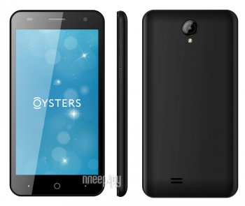 Смартфон Oysters Pacific V Black