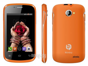 Смартфон BQ Bombay BQS-3503 Orange