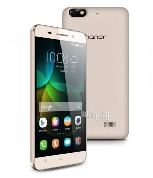 Смартфон Huawei Honor 4C Gold