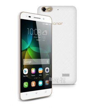 Смартфон Huawei Honor 4C White