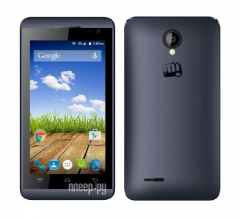 Смартфон Micromax S302 Bolt Blue