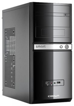Системный блок (ATX/Intel Pentium G3260 3.3Ghz/RAM 4GB/HDD 500GB/DVD-RW/Win7 HB) (344967)