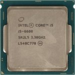 Процессор Intel Original Core i5 6600 Soc-1151 (CM8066201920401S R2L5) (3.3GHz/Intel HD Graphics 530) OEM