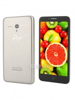 Смартфон Alcatel OneTouch 5054D Gold