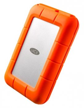 "Внешний SSD винчестер Lacie Thdb 4Tb 9000601 Rugged 3.0"" USB 3.0"