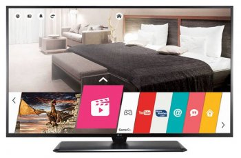 "Телевизор-LCD LG 49"" 49LX761H черный/FULL HD/100Hz/USB/WiFi (RUS)"