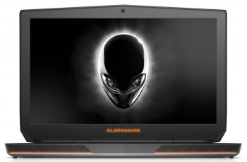 "Ноутбук Dell Alienware R2 Core i7 6700HQ/16Gb/1Tb/SSD512Gb/nVidia GeForce GTX 980M 8Gb/17.3""/UHD (3840x2160)/Windows 10/silver/WiFi/BT/Cam"