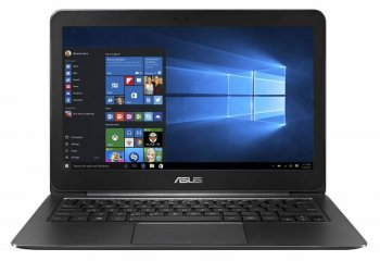 "Ноутбук Asus UX305UA-FB012T Core i5 6200U/8Gb/SSD256Gb/UMA/13.3""/qHD+ (1366x768)/Windows 10/black/WiFi/BT/Cam/3900mAh"