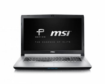 "Ноутбук MSI PE70 6QE-061RU Core i7 6700HQ/8Gb/1Tb/SSD128Gb/DVD-RW/nVidia GeForce GTX 960M 2Gb/17.3""/FHD (1920x1080)/Windows 10/silver/WiFi/BT/Cam"