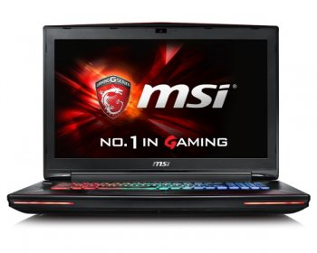 "Ноутбук MSI GT72S 6QF(DominatorProGDragon)-058RU Core i7 6820HK/32Gb/1Tb/SSD128Gb+128Gb/Blu-Ray/nVidia GeForce GTX 980 8Gb/17.3""/FHD (1920x1080)/Windo"