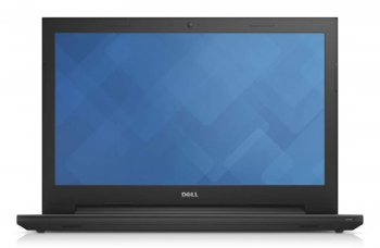"Ноутбук Dell Inspiron 3542 Core i3 4005U/4Gb/1Tb/DVD-RW/Intel HD Graphics 4400/15.6""/HD (1366x768)/Windows 10/blue/WiFi/BT/Cam/2630mAh"