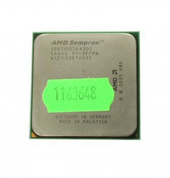 *Процессор AMD SEMPRON LE-1100 (SDH1100) 256K/ 800МГц Socket AM2 (б/у)