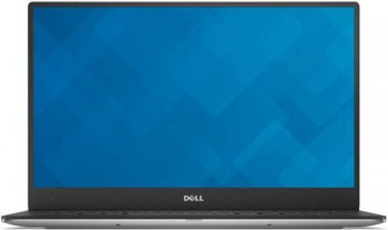 "Ноутбук Dell XPS 13 Core i5 6200U/8Gb/SSD256Gb/Intel HD Graphics 520/13.3""/IPS/FHD (1920x1080)/Windows 10 Professional/silver/WiFi/BT/Cam"