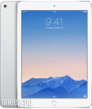 Планшетный компьютер APPLE iPad mini 3 128Gb Wi-Fi Silver MGP42RU/A (Apple A7/1024Mb/128Gb/Wi-Fi/Bluetooth/Cam/7.9/2048x1536/iOS)