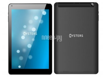 Планшетный компьютер Oysters T104 MBi 3G (MT8382 1.3 GHz/1024Mb/8Gb/3G/Wi-Fi/Bluetooth/10.1/1280x800/Android 4)