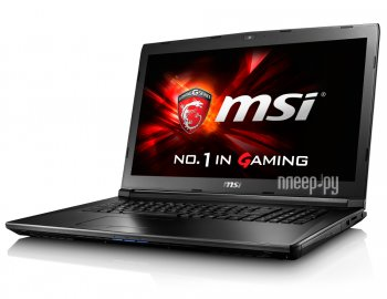 Ноутбук MSI GL72 6QC-045RU 9S7-179675-045 (Intel Core i5-6300HQ 2.3 GHz/8192Mb/1000Gb/DVD-RW/nVidia GeForce 940MX 2048Mb/Wi-Fi/Bluetooth/Cam/17.3/1600