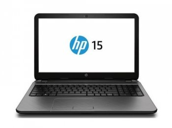 "Ноутбук hp 15-ac119ur Intel Pentium N3700 1.6Ghz/15.6""/1366x768/4Gb/1Tb/AMD Radeon R5 M330/Wi-Fi/Bluetooth/Win10"