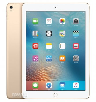Планшетный компьютер APPLE iPad Pro 9.7 256Gb Wi-Fi + Cellular Gold MLQ82RU/A