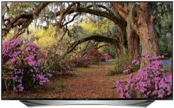 "Телевизор-LCD LG 79"" 79UF860V коричневый/Ultra HD/200Hz/DVB-T2/DVB-C/DVB-S2/3D/USB/WiFi/Smart (RUS)"