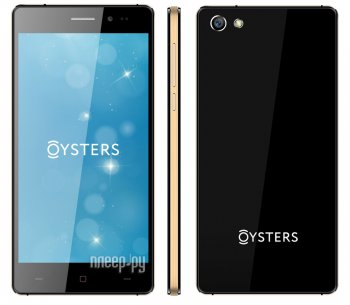 Смартфон Oysters Pacific VS Gold