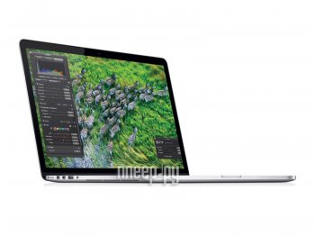 Ноутбук APPLE MacBook Pro 13 2015 Z0QP000G3 (Intel Core i5 2.9 GHz/16384Mb/1000Gb/Intel Iris Graphics 6100/Wi-Fi/Bluetooth/Cam/13.3/2560x1600/Mac OS X