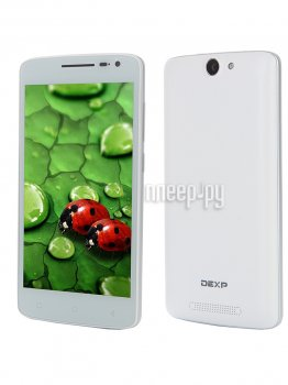 Смартфон DEXP Ixion ML150 Amper M White