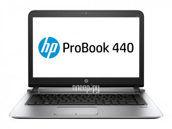 Ноутбук hp ProBook 440 G3 P5S61EA (Intel Core i5-6200U 2.3 GHz/4096Mb/1000Gb + 128Gb SSD/No ODD/Intel HD Graphics/Wi-Fi/Bluetooth/Cam/14.0/1920x1080/W