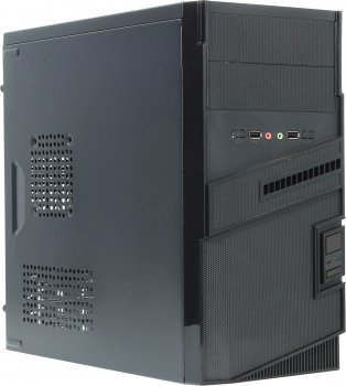 Системный блок (microATX/AMD A4-5300 3.4Ghz/RAM 4GB/SSD 60GB/Win 10) (347045)