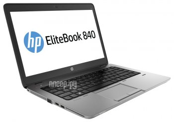 Ноутбук hp EliteBook 840 G2 L8T59ES (Intel Core i5-5200U 2.2 GHz/4096Mb/1000Gb + 32Gb SSD/No ODD/Intel HD Graphics/Wi-Fi/Bluetooth/Cam/14.0/1600x900/W