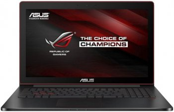 Ноутбук Asus ROG G501VW-FY139T 90NB0AU3-M02130 (Intel Core i7-6700HQ 2.6 GHz/12288Mb/1000Gb + 128Gb SSD/No ODD/nVidia GeForce GTX 960M 2048Mb/Wi-Fi/Ca