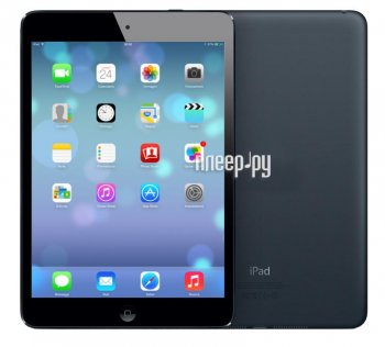 Планшетный компьютер APPLE iPad mini 16Gb Wi-Fi + Cellular Space Grey MF450