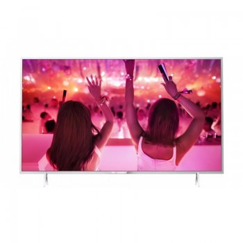 "Телевизор-LCD 32"" Philips 32PFT5501/60 серебристый/FULL HD/500Hz/DVB-T/DVB-T2/DVB-C/USB/WiFi/Smart (RUS)"