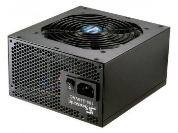 Блок питания Seasonic ATX 620W M12II-620 (SS-620GM) 80+ bronze (24+8+4+4pin) APFC 120mm fan 9xSATA Cab Manag RTL