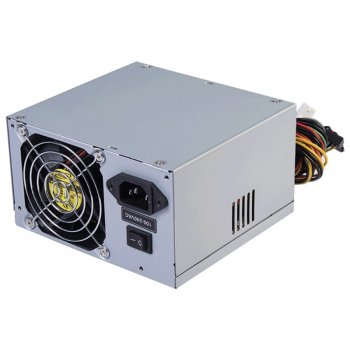 Блок питания Seasonic ATX 600W SS-600ES 80+ bronze (24+4+4pin) APFC 80mm fan 4xSATA Cab Manag