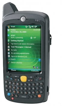 Терминал сбора данных Symbol MC55A0-P90SWQQA9WR LAN/802.11 a/b/g/BlueTooth/PAN/Сamera/QWERTY Keyboard/WM6.5 Classic
