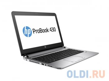 "Ноутбук hp Probook 430 <P4N89EA> i5-6200U (2.3)/8G/256Gb SSD/13.3""HD AG/Int:Intel HD 520/Cam HD/BT/FPR/Win7 Pro + Win10 Pro"