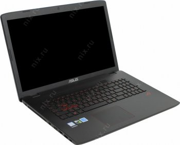 "Ноутбук Asus ROG GL752VW <90NB0A42-M03150> Intel Core i5 6300HQ/8/2Tb/DVD-RW/GeForce® GTX 960M/WiFi/BT/DOS/17.3"" FHD 1920x1080/3.05 кг"