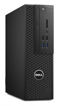 Системный блок Dell Precision T3420 MT Xeon E3-1220v5 (3.5)/8Gb/1Tb 7.2k/SSD256Gb/K1200 4Gb/Windows 7 Professional 64 +W10Pro/клавиатура/мышь