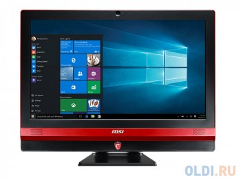 Моноблок MSI Gaming 24 6QE-032RU i7-6700HQ (2.6)/8G/1T/23,6