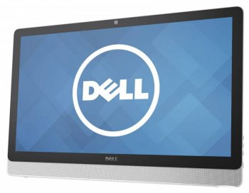 "Моноблок Dell Inspiron 3459 23"" Full HD i3 6100U (2.3)/4Gb/1Tb 5.4k/HDG4400 2Gb/Windows 10 Home Single Language 64/WiFi/BT/клавиатура/мышь/белый 1920x"