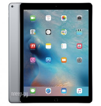 Планшетный компьютер APPLE iPad Pro 12.9 256Gb Wi-Fi Space Gray ML0T2RU/A