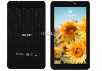 Планшетный компьютер DEXP Ursus A370 (Spreadtrum SC5735 1.2 GHz.1024Mb/8Gb/Wi-Fi/3G/Bluetooth/GPS/Cam/7.0/1024x600/Android)