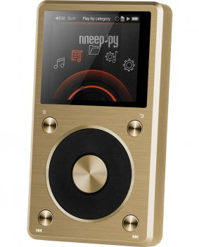 Плеер MP3 Fiio X5 II Gold Limited Edition